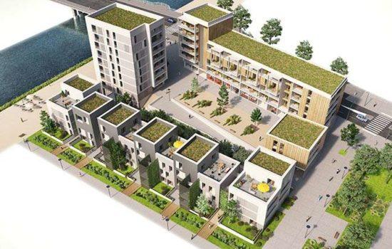 Programme Immobilier Strasbourg Rivetoile Noveo Immo