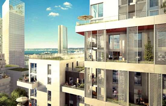 Immobilier neuf Programme Villette 1