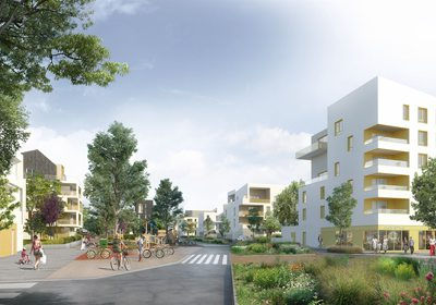 Immobilier neuf Programme Oberhausbergen 1