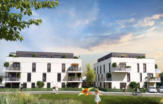 Immobilier neuf Programme Oberhausbergen 3