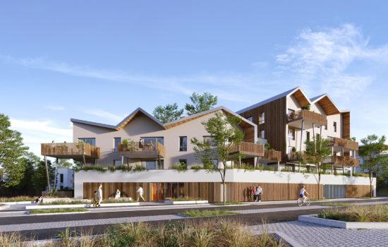Immobilier neuf Programme Lingolsheim 1