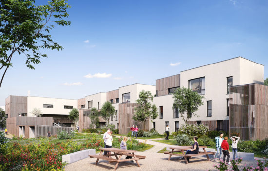 Immobilier neuf Programme Reichtett 3
