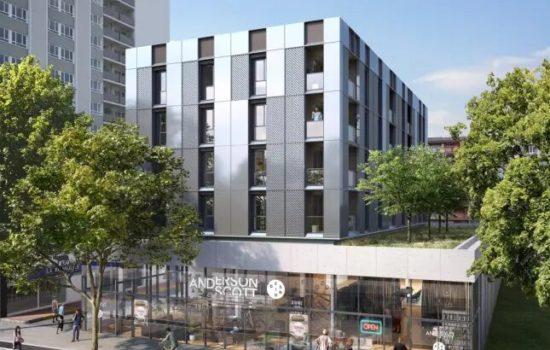 Immobilier neuf Programme Strasbourg Esplanade 1