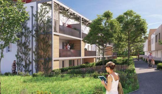 Immobilier neuf Programme Strasbourg Neudorf 2