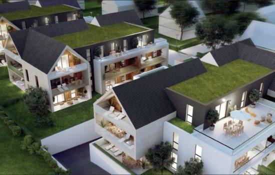 Immobilier neuf Programme Strasbourg Robertsau 3