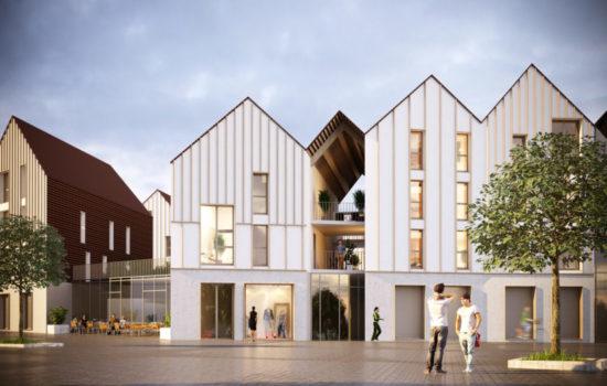 Immobilier neuf Programme Obernai 2