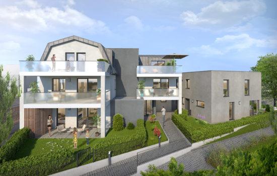 Immobilier neuf Programme Strasbourg Ganzau 1