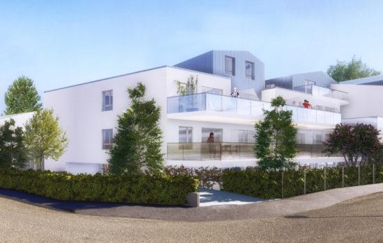 Immobilier neuf Programme Strasbourg Montagne Verte 1