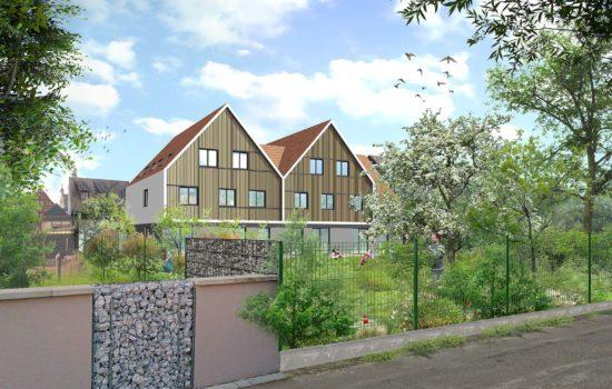 Immobilier neuf Programme Reichtett 4