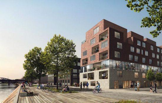 Immobilier neuf Programme Strasbourg Neudorf 1