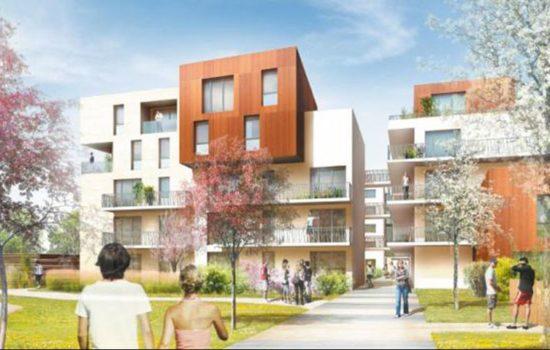Immobilier neuf Programme Ostwald 3