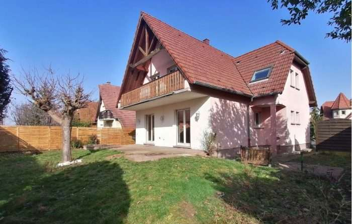 Maison à vendre Reichstett